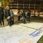 Penn students show solidarity
