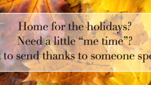 Thanksgiving Love & Kindness meditation for teens