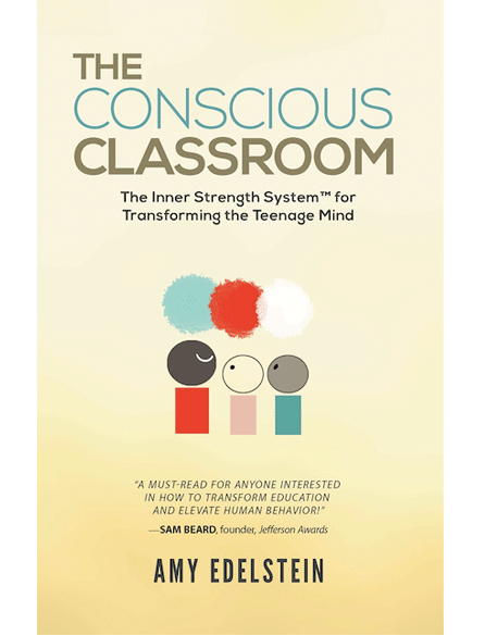 The Conscious Classroom, new release by Amy Edelstein