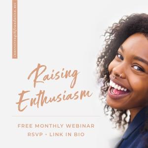 Raising Enthusiasm - The Conscious Classroom Webinar