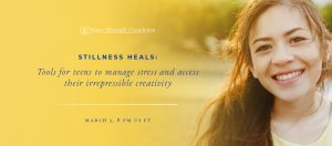 Stillness Heals: Inner Strength System with Amy Edelstein