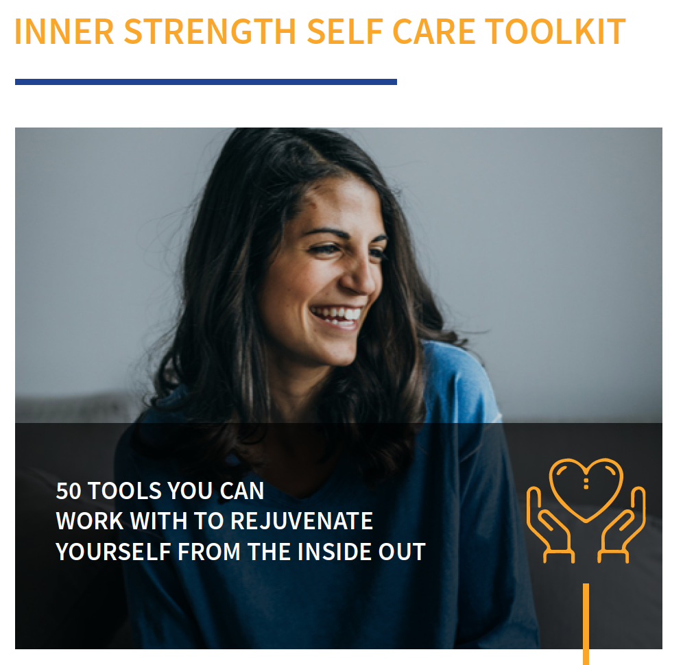 Self Care Toolkit from Inner Strength