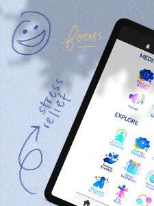 mindfulness app for teachers
